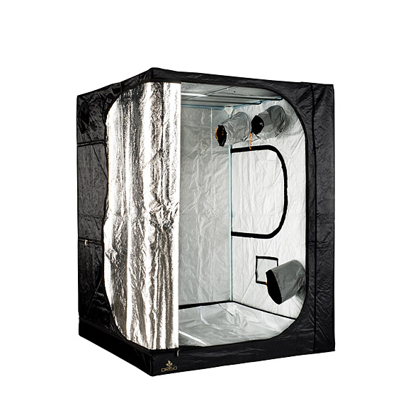 Darkroom grow tent